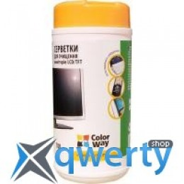 ColorWay серветка для оргтехніки