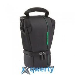 RivaCase High/Ultra zoom Digital Camera Bag (7415PS Black)