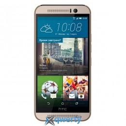 HTC One M9 EEA (gold on silver)