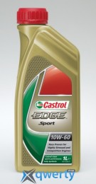 CASTROL EDGE SPORT 10W 60 1 л