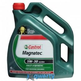 CASTROL MAGNATEC 5W 30 4 л