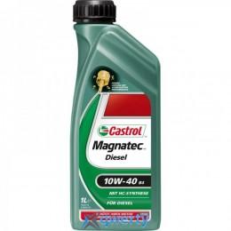 CASTROL MAGNATEC DIESEL 10W 40 1 л