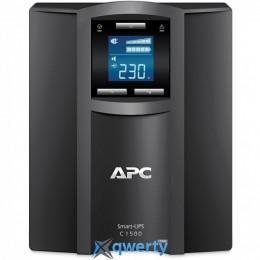 APC Smart-UPS C 1500VA LCD 230V (SMC1500I)