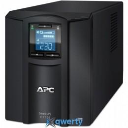 APC Smart-UPS C 2000VA LCD 230V (SMC2000I)