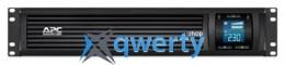 APC Smart-UPS C RM 3000VA LCD 230V (SMC3000RMI2U)
