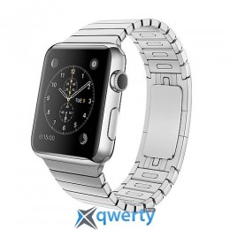 Apple Watch 42mm Stainless Steel Case with Link Bracelet (MJ472)