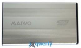 Maiwo для HDD 2.5 SATA USB 3.0 Silver (K2501A-U3S)