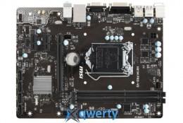 MSI H81M PRO-VD (s1150, Intel H81, PCI-E 2.0x16)