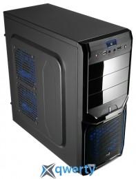 Aerocool PGS V3X Advance Evil Blue (4713105954906) + Aerocool VX-550 550W