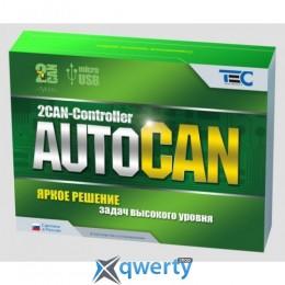 Адаптер CAN-шины AutoCAN F 6v TEC Electroniks
