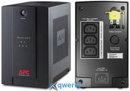 APC Back-UPS 500VA (BX500CI)