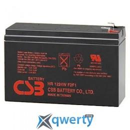 CSB 12В 6.5Ач (HR1224W)