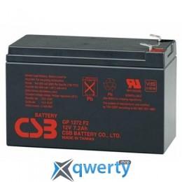 CSB 12В 7.2 Ач (GP1272)