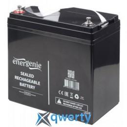 EnerGenie 12В 55 Ач (BAT-12V55AH)