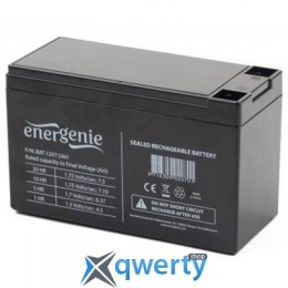 EnerGenie 12В 7.2 Ач (BAT-12V7.2AH)