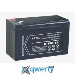 KSTAR 12В 14 Ач (6-FM-14)