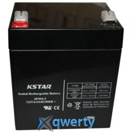 KSTAR 12В 4.5 Ач (6-FM-4.5)