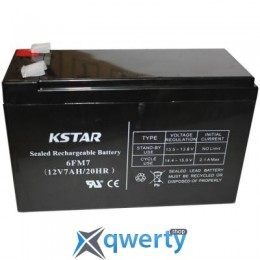 KSTAR 12В 7 Ач (6-FM-7)