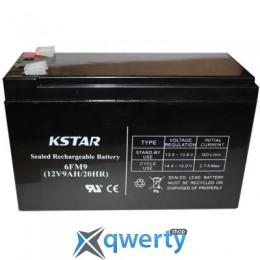 KSTAR 12В 9 Ач (6-FM-9)