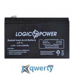 LogicPower 12В 14 Ач (1517)