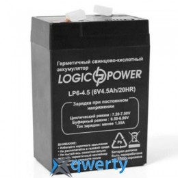 LogicPower 6В 4.5 Ач (2569)