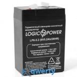 LogicPower 6В 5.2 Ач (2570)