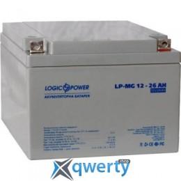 LogicPower MG 12В 26Ач (2675)