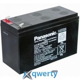 Panasonic 12В 7.2 Ач (LC-R127R2PG)
