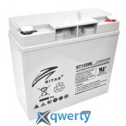 Ritar AGM RT12200, 12V-20Ah (RT12200)
