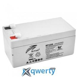 Ritar AGM RT1223, 12V-3.2Ah (RT1232)