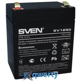SVEN 12В 5 Ач (SV1250)