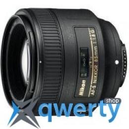 Nikon Nikkor AF-S 85mm f/1.8G (JAA341DA) Официальная гарантия!