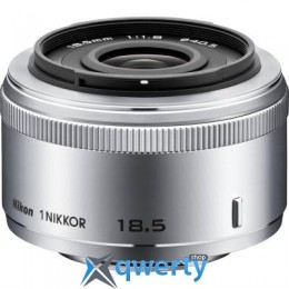 Nikon 1 NIKKOR 18.5mm f/1.8 Silver (JVA102DC) Официальная гарантия!