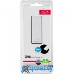 Speedlink VISER Laser Pointer, white (SL-7401-WE)