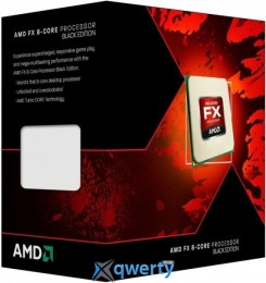 AMD FX-8300 3.3GHz/8MB/5200MHz (FD8300WMHKBOX) sAM3+ BOX