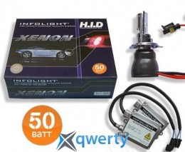 Infolight H4B 5000K 50W