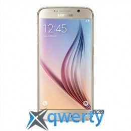Samsung G920F Galaxy S6 64Gb Gold EU