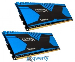 KINGSTON DDR3-2800 8GB (2X4GB) HyperX Predator (HX328C12T2K2/8)
