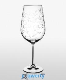 Viola набор бокалов для вина (Lido платина) 550