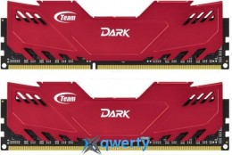 TEAM 16GB (2X8GB) DDR3-1600 (TDRED316G1600HC9DC01)