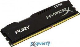 Kingston DDR4-2400 8192MB PC4-19200 HyperX Fury Black (HX424C15FB/8)