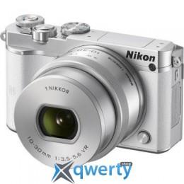 Nikon 1 J5 +10-30mm PD-Zoom Kit White Официальная гарантия!