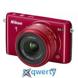 Nikon 1 S2 + 11-27.5mm Red Официальная гарантия!