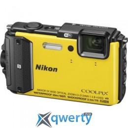 Nikon Coolpix AW130 Yellow Официальная гарантия!