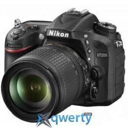 Nikon D7200 + 18-105mm Официальная гарантия!
