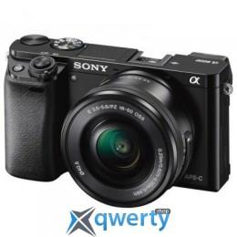 SONY Alpha 6000 + 16-50mm + 55-210mm kit Black Официальная гарантия!
