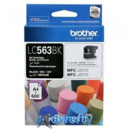 Brother MFC-J2310/J3520 black (LC563BK)