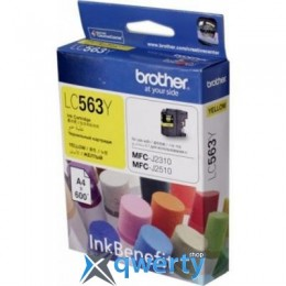 Brother MFC-J2310/J3520 yellow (LC563Y)