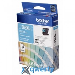 Brother MFC-J2310/J3520 XL cyan (LC565XLC)