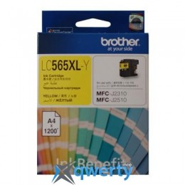Brother MFC-J2310/J3520 XL yellow (LC565XLY)